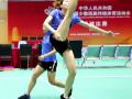 聚焦民族运动会:毽球实力悍将吴薛雅
